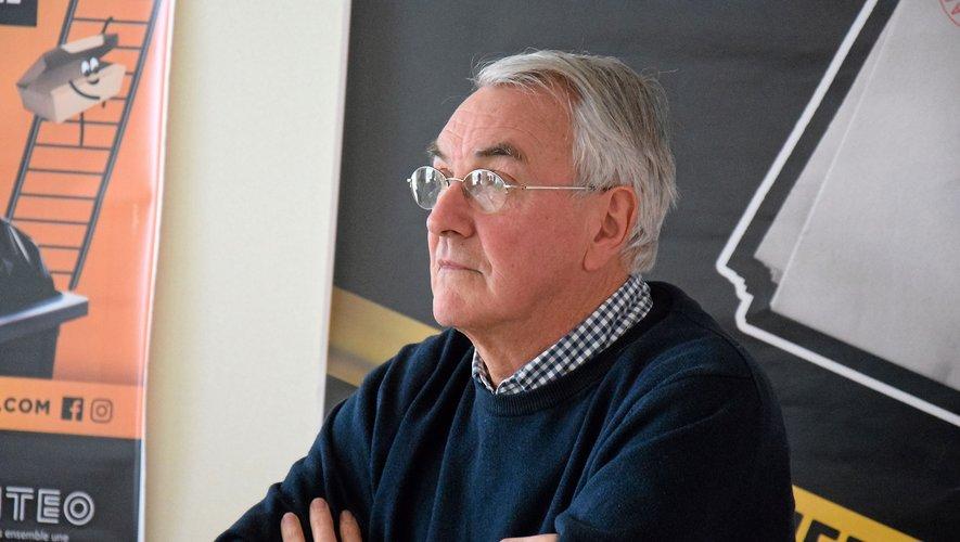 Jean-François Rousset, référent LREM en Aveyron.
