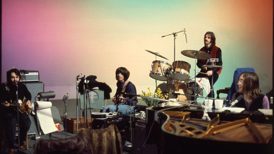"""""""Get Back"""", livre tiré des conversations des Fab Four en studio début 1969, sort jeudi."""