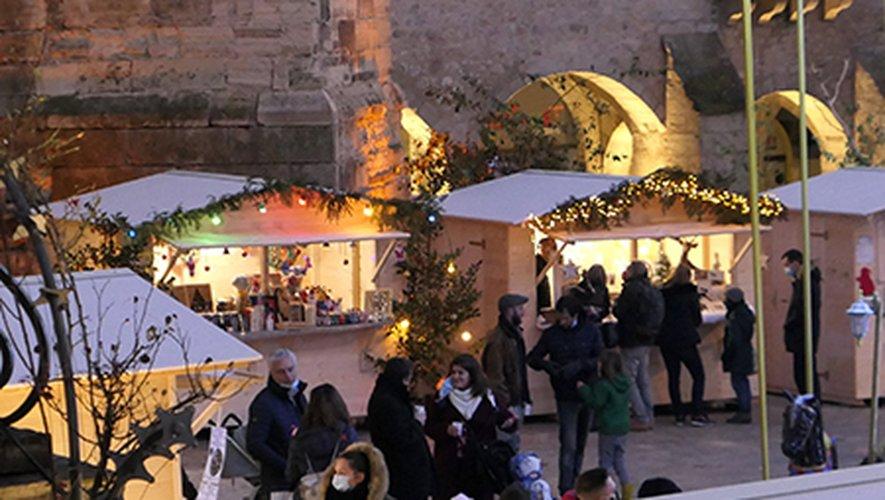 Marché de Noël : les chalets disponibles à la location