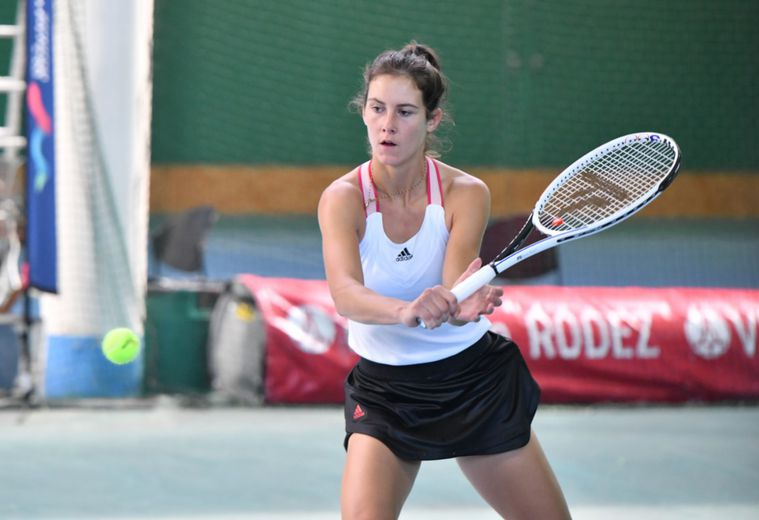 Tennis: Antoine Escoffier makes his law in Rodez